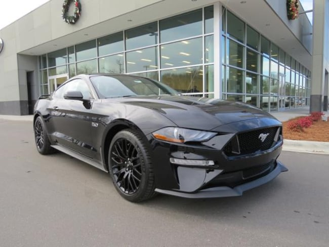New 2019 Ford Mustang GT Premium Coupe Belmont