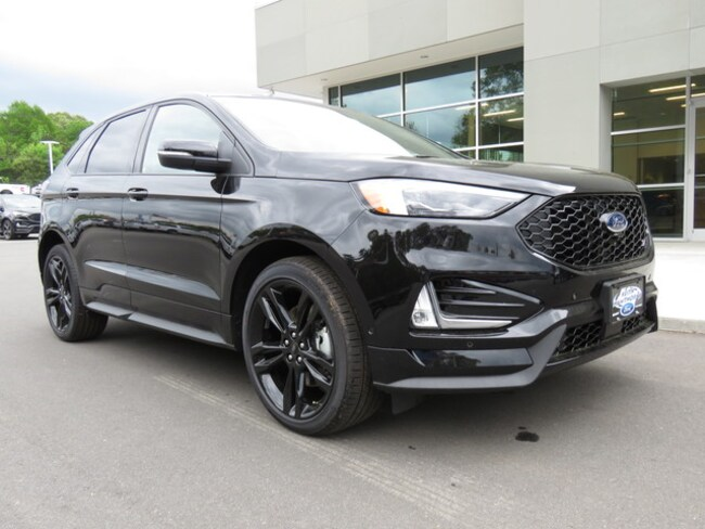 New 2019 Ford Edge ST SUV Belmont