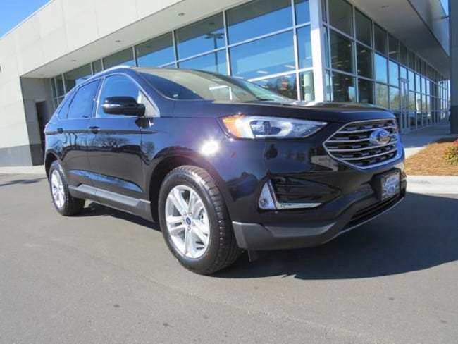 New 2019 Ford Edge SEL SUV Belmont