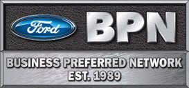Ford Business Preferred Logo