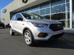 New 2018 Ford Escape S SUV T80060X for Sale in Belmont, NC, at Keith Hawthorne Ford of Belmont