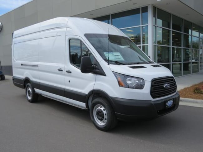 New 2019 Ford Transit-250 Van High Roof Ext. Cargo Van Belmont