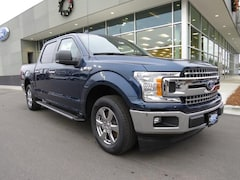 New 2018 Ford F-150 XLT Truck SuperCrew Cab T88227 for Sale in Belmont, NC, at Keith Hawthorne Ford of Belmont