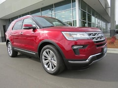 New 2019 Ford Explorer Limited SUV T93006 for Sale in Belmont, NC, at Keith Hawthorne Ford of Belmont