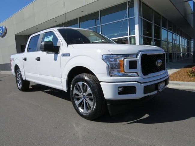New 2019 Ford F-150 STX Truck SuperCrew Cab Belmont