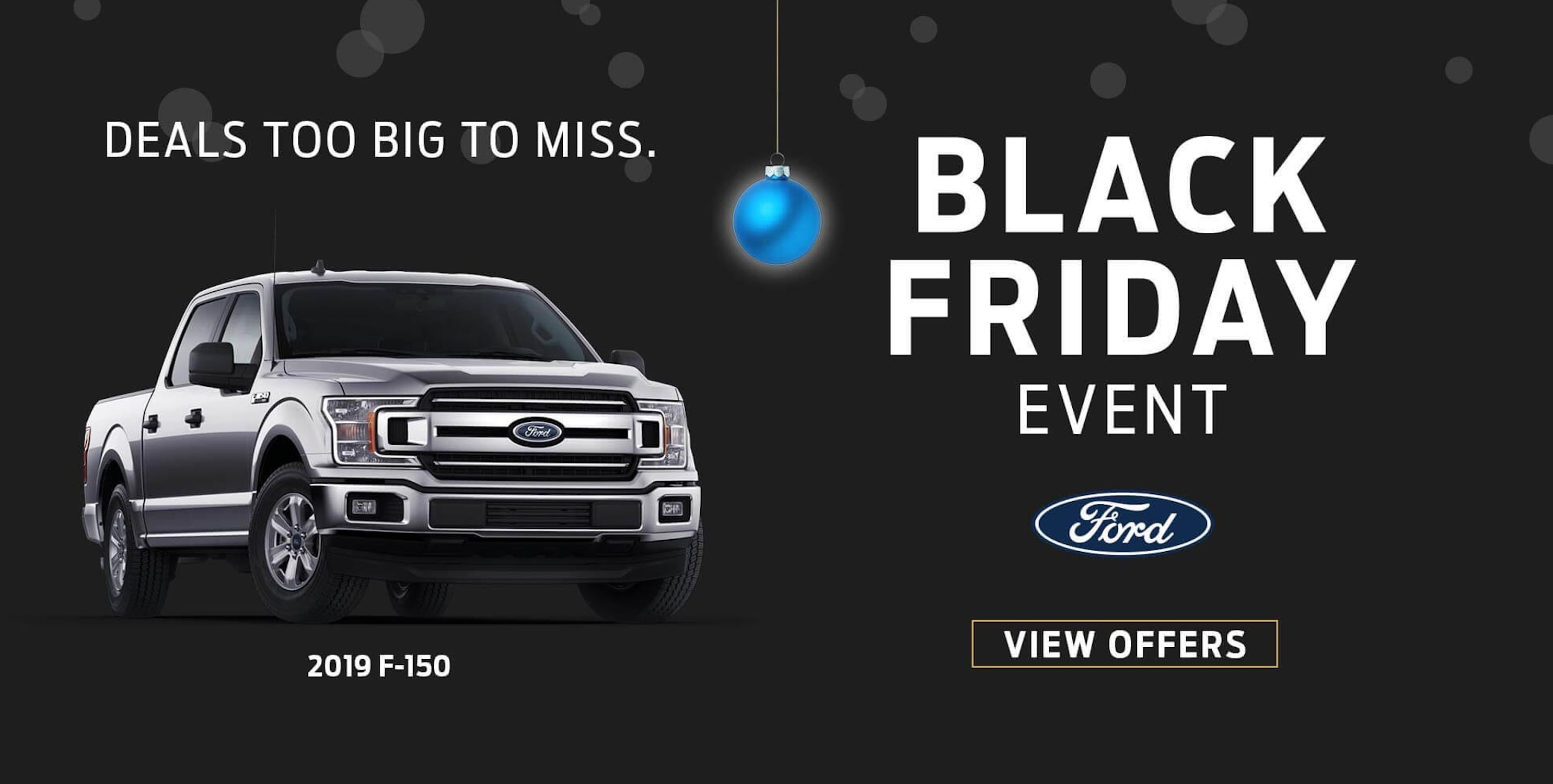The 2019 Ford Black Friday Sales Event Keith Hawthorne Ford