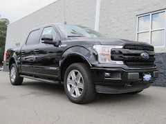 New 2018 Ford F-150 Lariat Truck SuperCrew Cab T88155 for Sale in Belmont, NC, at Keith Hawthorne Ford of Belmont