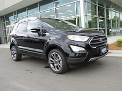 New 2019 Ford EcoSport Titanium SUV T97009 for Sale in Belmont, NC, at Keith Hawthorne Ford of Belmont