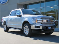 New 2018 Ford F-150 Lariat Truck SuperCrew Cab T88221 for Sale in Belmont, NC, at Keith Hawthorne Ford of Belmont