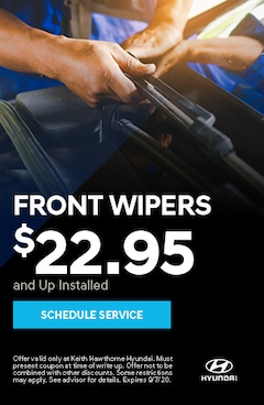 Front Wipers