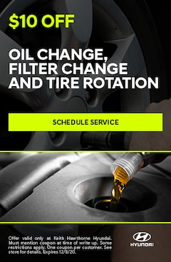 Oil Change, Filter Change and Tire Rotation
