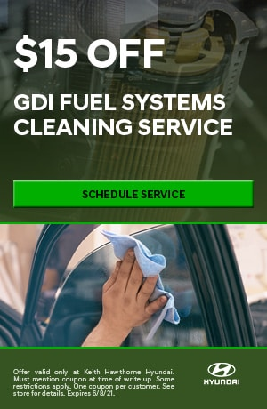 GDI Fuel Systems Cleaning Service