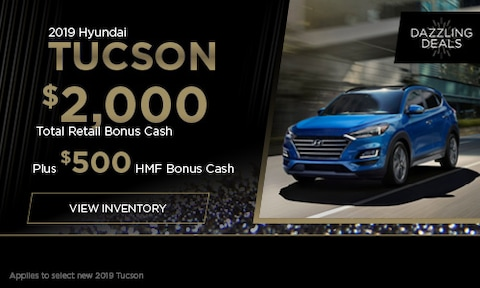 April | 2019 Hyundai Tucson