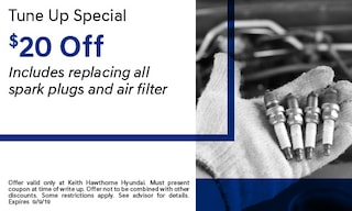 August | Tune Up Special