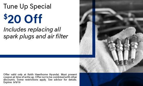 August   Tune Up Special