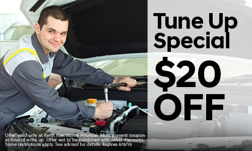 May 2019 Tune Up Special