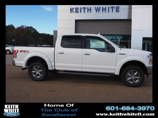 New 2018 Ford F-150 XLT Truck For Sale/Lease McComb, MS
