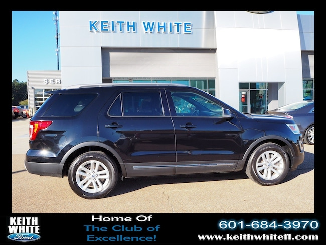 Certified pre-Owned 2017 Ford Explorer XLT SUV For Sale McComb MS