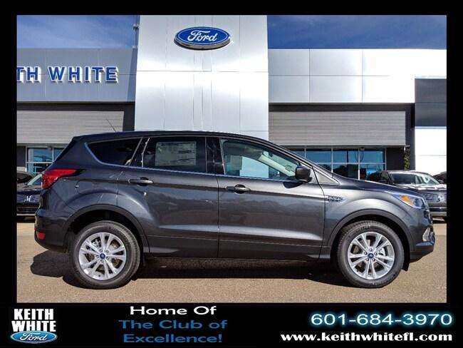 New 2019 Ford Escape SE SUV For Sale/Lease McComb, MS