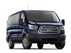 Hammond Ford Transit