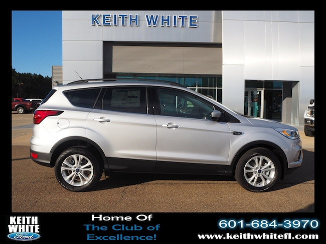 New 2019 Ford Escape SEL SUV For Sale/Lease McComb, MS