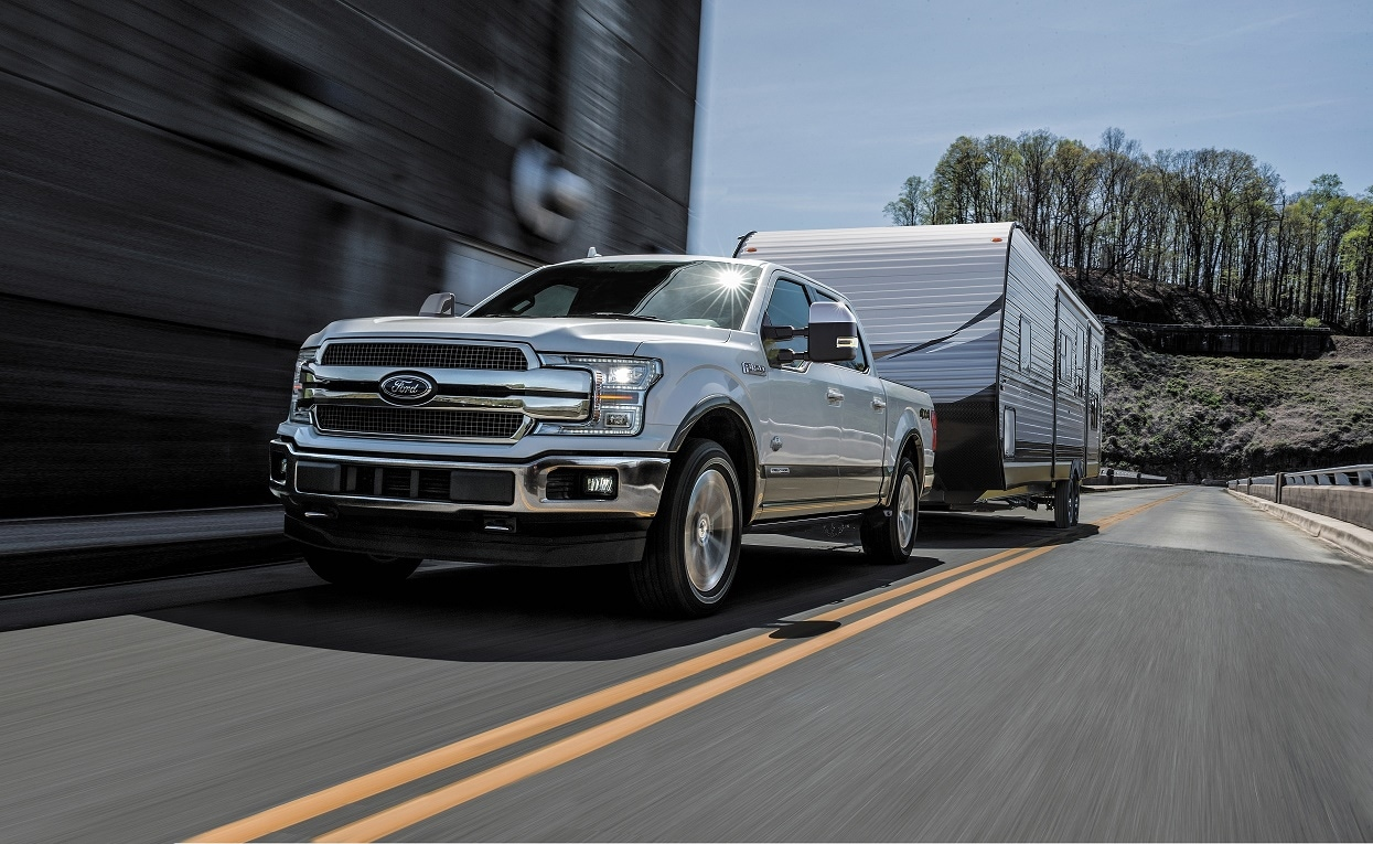 2018 Ford F-150 in MS