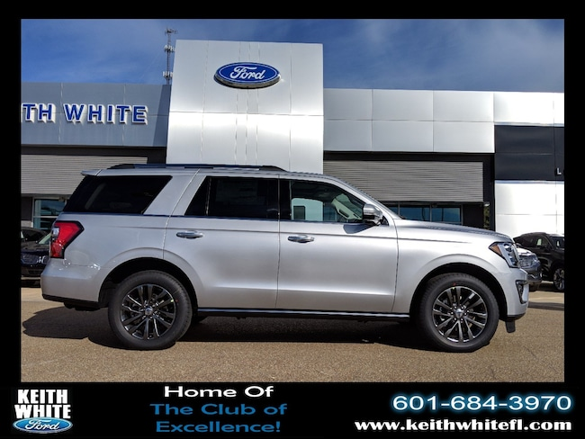 New 2019 Ford Expedition Limited SUV For Sale/Lease McComb, MS