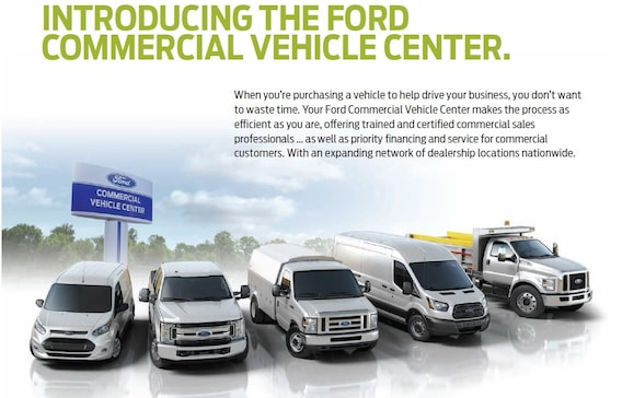 7564f7dec0 Your Commercial Vehicle Center at Keith White Ford Lincoln has the  experience and knowledge to assist you with all of your vehicle needs.