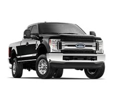 McComb Ford Super Duty