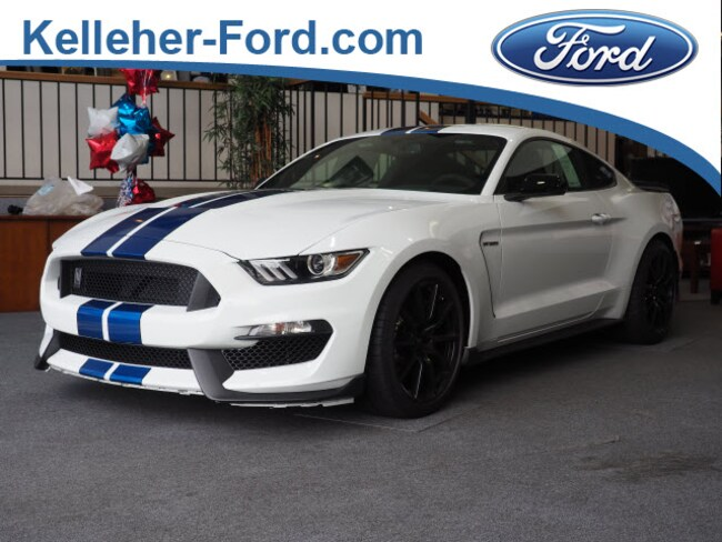 New 2018 Ford Mustang For Sale at Kelleher Motor Company