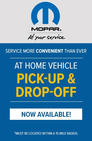 Service Pickup & Delivery