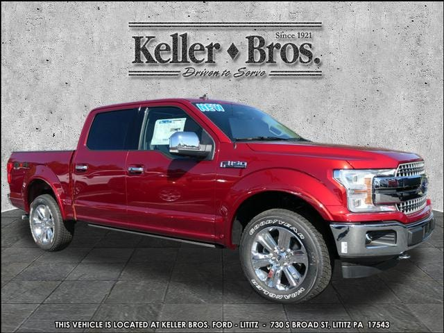 New 2019 Ford F-150 1FTEW1E46KFC00953 for sale in Lititz, PA