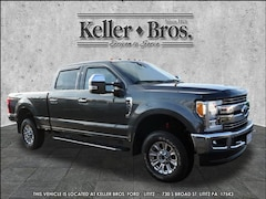 Used 2017 Ford F-250 Super Duty Lariat Truck Crew Cab for Sale in Lititz PA