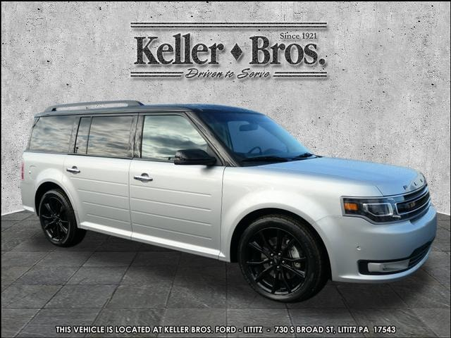 Used 2019 Ford Flex Limited SUV for sale in Lititz at Keller Bros. Ford