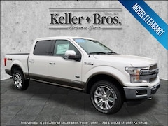 New 2018 Ford F-150 King Ranch Truck SuperCrew Cab for sale in Lititz, PA