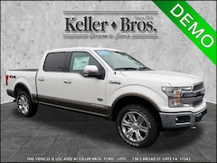 Buy a 2018 Ford F-150 King Ranch Truck SuperCrew Cab in Lebanon PA