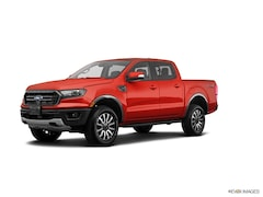 New 2019 Ford Ranger Lariat Truck SuperCrew for sale in Lebanon, PA
