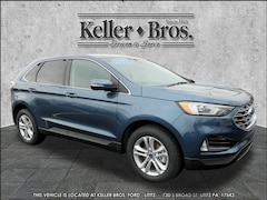 New 2019 Ford Edge SEL SUV for sale in Lebanon, PA