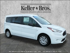 New 2020 Ford Transit Connect Wagon NM0GE9F26L1437185 for sale in Lititz, PA