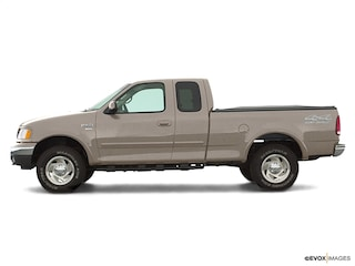 2003 Ford F-150 Truck SuperCrew Cab