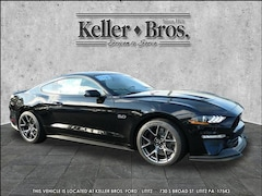 New 2019 Ford Mustang 1FA6P8CF7K5184336 for sale in Lititz, PA