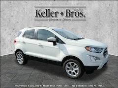 New 2019 Ford EcoSport MAJ6S3GL9KC266100 for sale in Lititz, PA