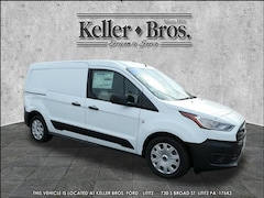 New 2019 Ford Transit Connect Cargo NM0LS7E21K1417017 for sale in Lititz, PA