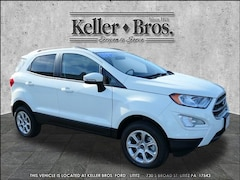 New 2019 Ford EcoSport for sale in Lititz, PA