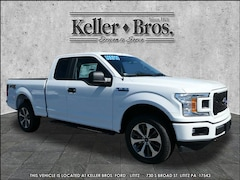 New 2019 Ford F-150 1FTFX1E50KKD41941 for sale in Lititz, PA