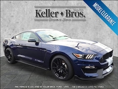New 2018 Ford Mustang Shelby GT350 Coupe for sale in Lititz, PA
