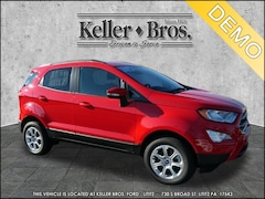 2018 Ford EcoSport for sale in Lebanon, PA