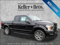 New 2018 Ford F-150 XLT Truck SuperCab Styleside for sale in Lititz, PA