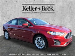 New 2019 Ford Fusion for sale in Lititz, PA