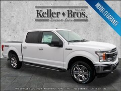 New 2018 Ford F-150 XLT Truck SuperCrew Cab for sale in Lititz, PA